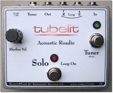 Tubelit Acoustic Roadie