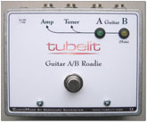 Tubelit Guitar A/B Roadie