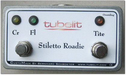 Stiletto Roadie
